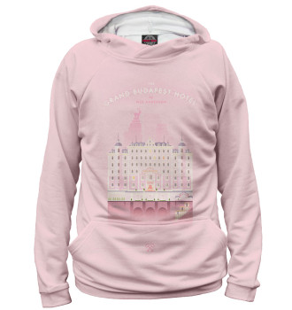 Мужское Худи The Grand Budapest Hotel