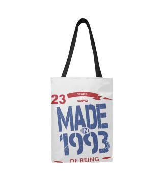 Сумка-шоппер Рожденный в 1993