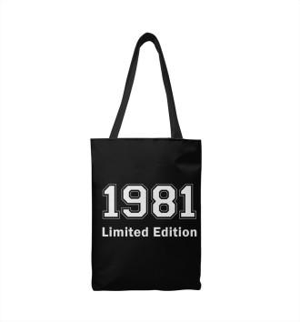 Сумка-шоппер 1981 Limited Edition