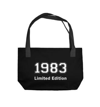 Пляжная сумка Limited Edition