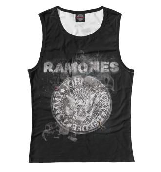 Женская Майка Ramones