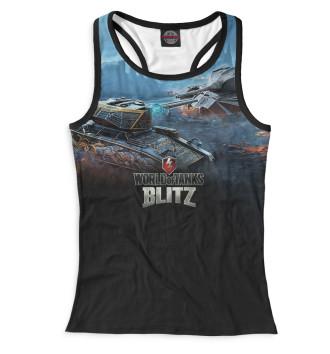 Женская Борцовка World of Tanks Blitz