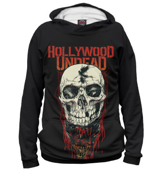 Женское Худи Hollywood Undead