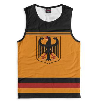 Мужская Майка Сборная Германии