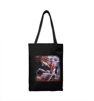 Сумка-шоппер Cannibal Corpse