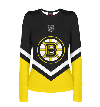 Женский Лонгслив Boston Bruins