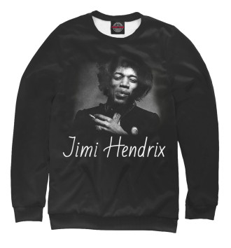 Женский Свитшот Jimi Hendrix
