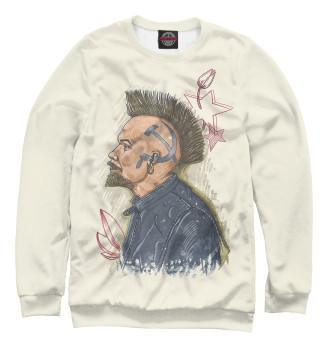 Женский Свитшот Lenin the Punk