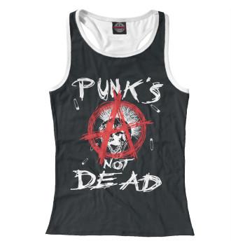 Женская Борцовка Punk's Not Dead