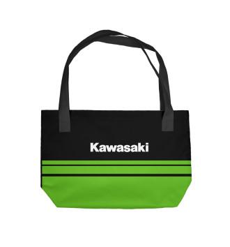 Пляжная сумка kawasaki