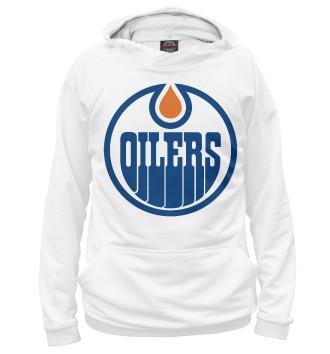 Женское Худи Edmonton Oilers