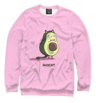 Женский Свитшот Avocat