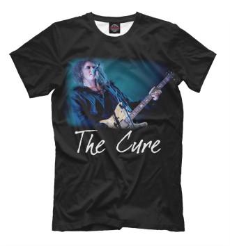 Мужская Футболка The Cure & Robert Smith