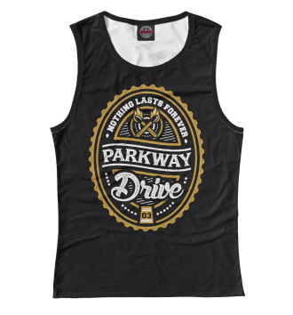 Женская Майка Parkway Drive