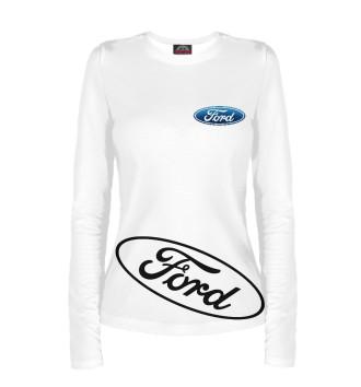 Женский Лонгслив Ford