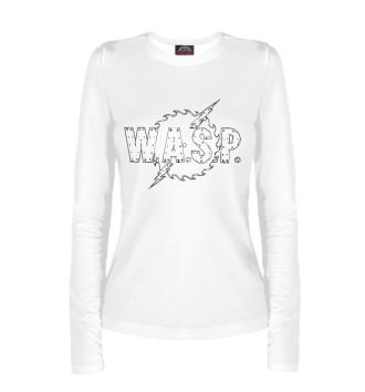 Женский Лонгслив The WASP