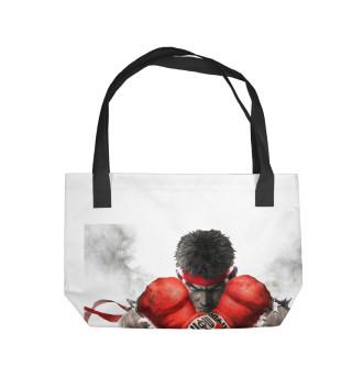 Пляжная сумка Fight
