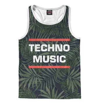 Мужская Борцовка Techno music