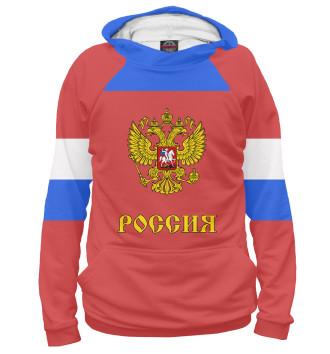 Женское Худи Сборная России по хоккею