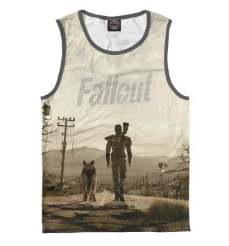 Мужская Майка Fallout
