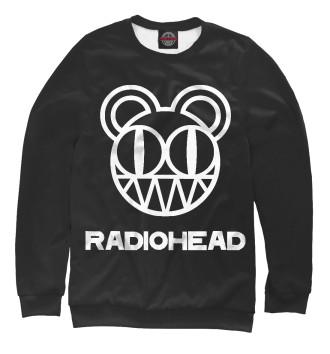 Женский Свитшот Radiohead