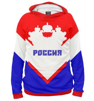Женское Худи Россия 777