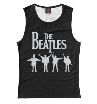 Женская Майка The Beatles