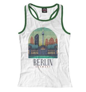 Женская Борцовка Berlin