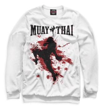 Женский Свитшот Muay Thai
