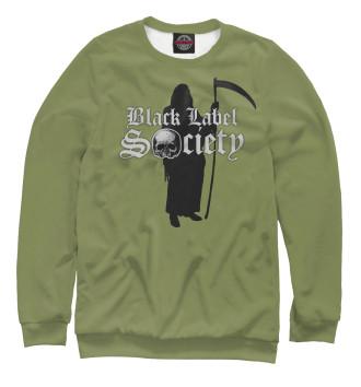 Женский Свитшот Zakk Wylde & Black Label Society