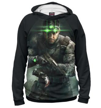 Мужское Худи Splinter Cell: Blacklist — Сэм Фишер