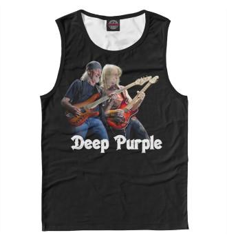 Мужская Майка Deep Purple