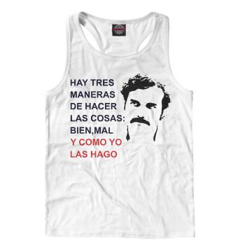 Мужская Борцовка Escobar