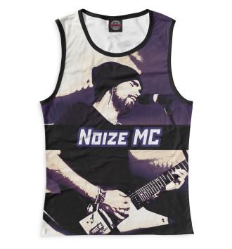Женская Майка Noize MC