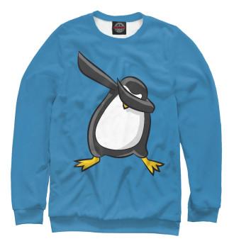 Мужской Свитшот DAB Пингвин