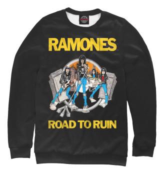 Женский Свитшот Ramones