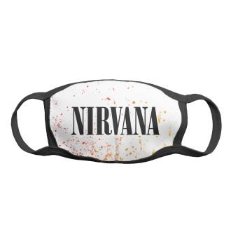 Маска для мальчиков Nirvana / Нирвана