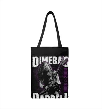 Сумка-шоппер Dimebag Darrell