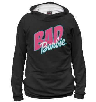 Женское Худи Bad Barbie
