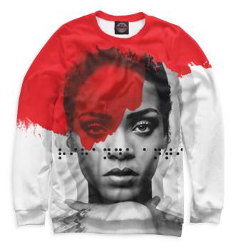 Женский Свитшот Rihanna