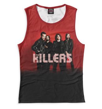 Женская Майка The Killers