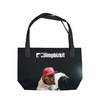 Пляжная сумка Limp Bizkit