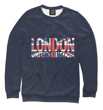 Мужской Свитшот Лондон