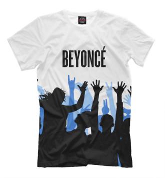 Мужская Футболка Beyonce