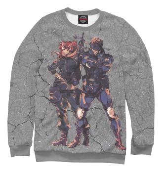 Женский Свитшот Metal Gear
