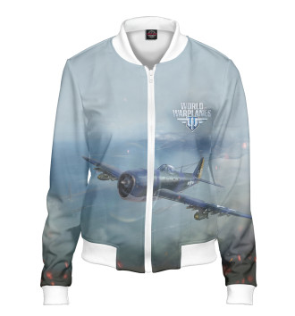 Женский Бомбер World of Warplanes