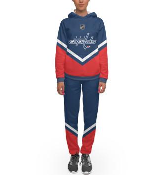 Женский Спортивный костюм Washington Capitals