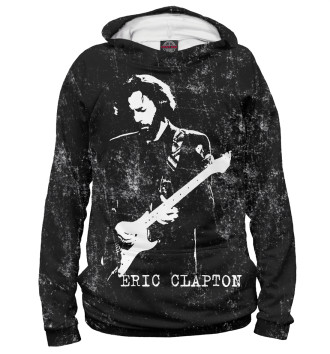 Мужское Худи Eric Clapton
