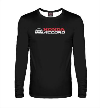 Мужской Лонгслив Honda Accord