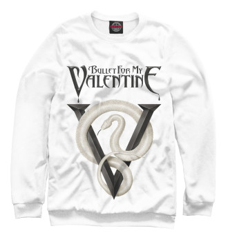 Женский Свитшот Bullet for My Valentine